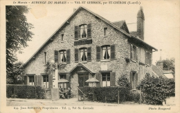 VAL SAINT GERMAIN PAR SAINT CHERON AUBERGE DU MARAIS - Autres Communes
