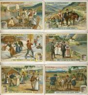 Liebig 1907 Sanguinetti N. 910 In Scandinavia (Italia) € 11 - Liebig