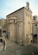 P3233 ANAGNI ( Frosinone ) CATTEDRALE, Transetto, Abside E Scala Cordonata - CHIESA, EGLISE, CHATEDRAL, DUOMO, DOME - Altre Città