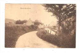 CPA 27 HAUT MENILLES ( Environs De Pacy Sur Eure ) Route - Maisons ( Entrée Du Village ) - Pacy-sur-Eure