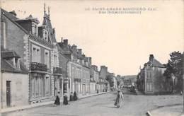 SAINT AMAND MONTROND 18 - Rue Benjamin Constant - CPA N° 221 - Cher - BERRY ( ST ) - Saint-Amand-Montrond