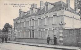 SAINT AMAND MONTROND 18 - Groupe Scolaire - CPA - Cher - BERRY ( ST ) - Saint-Amand-Montrond