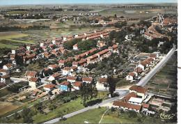 Piennes Cité Du Nord-Est Vue Aérienne - France