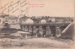MATTAINCOURT    ( 88 )  Le Pont Sur Le Madon    ( Port Gratuit ) - Frankrijk