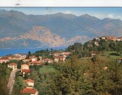 P3240 San Zeno Di Montagna (1.366 Ab. In Prov. Di Verona ) AUTO CARS VOITURES E CHIESA EGLISE CHURCH - VIAGGIATA 1979 - Italia