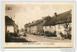 BONNAY - La Grande-Rue - Autres Communes