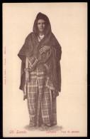 LOANDA Traje De Passeio. Luanda ANGOLA 1900s Editor Osorio E Seabra. Old Postcard Ethnic Costume AFRICA 1900s - Angola