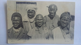 Negros 1914 - Personaggi