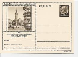 DR P 236 38-109-B5 ** Bild Gera - Postwaardestukken