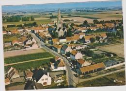 59 NORD WARHEM  Vue  Aérienne - France