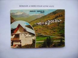 === Cp  Timbre Hameau Du Roux D´abries  05 - Non Classés