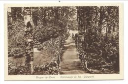 CPA - Pays Bas - BERGEN OP ZOOM - Rotslaantje In Het Volkspark  // - Bergen Op Zoom