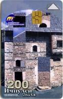 MACEDONIA CHIP CARDS 200 Units - Macedonia