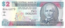Barbados - Pick 60 - 2 Dollars 2000 - Unc - Barbados