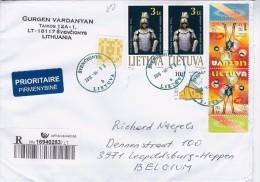 Litouwen - Lituanie