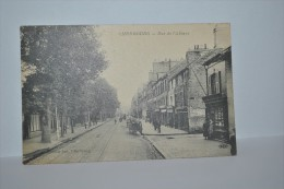 50 Cherbourg  _  Rue De L´ Abbaye - Cherbourg