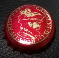 Capsule Bière Belgique Beer Kaizer Karel Charles Quint Rouge Rubis - Bière