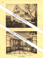 Photographien / Ansichten,1927, Goldenberg , Elgg , Rudolfingen , Wülflingen , Trüllikon Prospekt , Architektur , Fotos - ZH Zurich