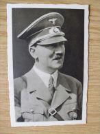 1938, SUDETENLAND, AK ADOLF HITLER Mit BEFREIUNGSSTEMPEL MÄHRISCH-SCHÖNBERG IN DEN BEFREIUNGSTAGEN 1938 - Ocupación 1938 – 45