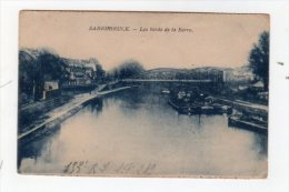 Nov15  71856   Sarrebruck   Les Bords De La Sarre - Germany