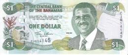 Bahamas - Pick 69 - 1 Dollar 2001 - Unc - Bahamas