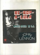 - JOHN LENNON . BE BOP A LULA  . 45 T. - Rock