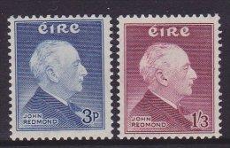 Ireland Scott  157 -58 Redmond MNH  VF  (   CV 19.00 - 1949-... Republic Of Ireland