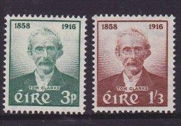 Ireland Scott  165-66 Clarke MNH  VF  (  CV 18.00 - 1949-... Republic Of Ireland
