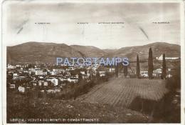 23377 ITALY GÖRZ GORIZIA FRIULI VIEW OF MOUNTAINS OF COMBAT POSTAL POSTCARD - Non Classificati