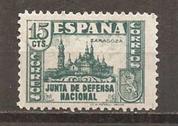 España/Spain-(MNH/**) - Edifil  806 - Yvert 570 - 1931-50 Neufs