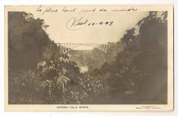 S3672 -  Victoria Falls Bridge - Zimbabwe