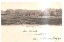 67238) Cartolina Di Charleroi-la Caserma -viaggiata - Charleroi