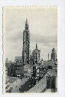 BELGIUM - AK 249999 Antwerpen - ... Hoofkerke En Torengebouw - Antwerpen