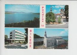 Bosnia And Herzegovina - Bileca Mosque Islam Unused Old Postcard  (re1221) - Islam