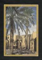 Oman Picture Postcard Nizwa Souq  View Card - Oman