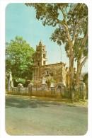 S3686 - Colonial Temple, Mex. - Equateur