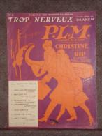TROP NERVEUX - Partitions Musicales Anciennes