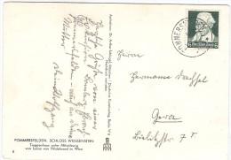 LBL32ALL2- ALLEMAGNE III REICH CARTE POSTALE  DU 6/6/1935 - Deutschland