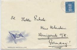 LBL32ALL2- ALLEMAGNE III REICH LETTRE DE MARS 1928 (?) - Allemagne