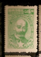 Brazil * & Zamenhof's Birth Centenary Of Esperanto Creator 1960 (691) - Esperanto