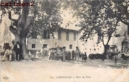 CARNOULES PLACE DU VALLA ANIMEE 83 VAR - Non Classés