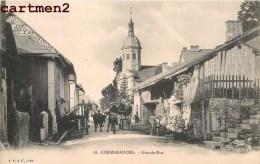 CORMARANCHE LA GRANDE-RUE ANIMEE ATTELAGE 01 AIN - France
