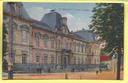 CPA 51 EPERNAY Le Palais De Justice 1925 Timbrée Pasteur 15 C Vert - Epernay