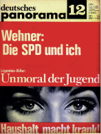 Deutsches Panorama Nr. 12 / 1966  -  Wehner : Die SPD Und Ich  -  Das Pokerspiel Um Cuba  -  Winston Curchill - Sonstige