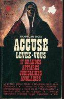 Marabout Jacta 17 Grandes Affaires Judiciaires Anglaises - Unclassified
