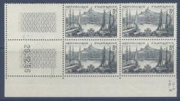 N° 1037 Marseille 8f -  Date 20-12-56 - 1950-1959