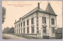 Grandes Brasseries Et Malteries De CHAMPIGNEULLES . Bureaux Et Direction . - Andere Gemeenten