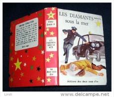 Etoile d' Or. S�rie Rouge. 42.  QUEEN Jr Ellery : Les Diamants sous la Mer. cv et ill BODINI. (1971)