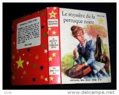 Etoile d' Or. S�rie Rouge. 85.  SORRENTINO Mari Pia:  Le Myst�re de la Perruue noire. cv et ill Daniel BILLON. (1971)