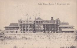 BERGEN AAN ZEE                   Hotel Nassau Bergen                                 Timbree - Paesi Bassi